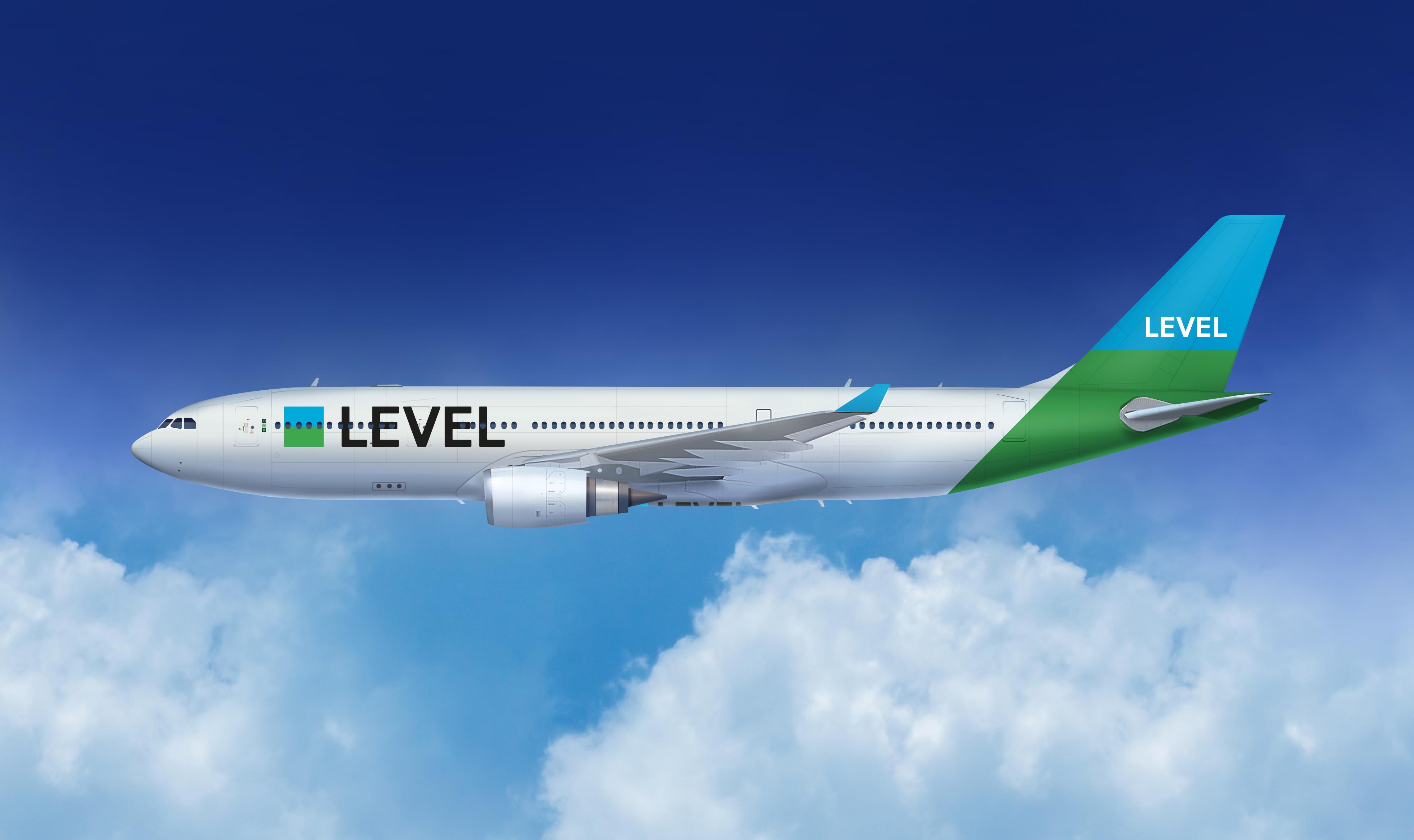 Iag crea level para vuelos largos 39 low cost 39 desde barcelona for Vuelos barcelona paris low cost