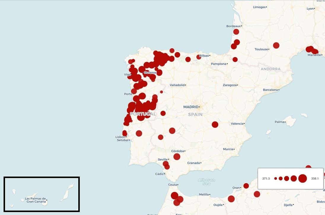 Incendios En Galicia Al Menos Cuatro Muertos En Los Incendios