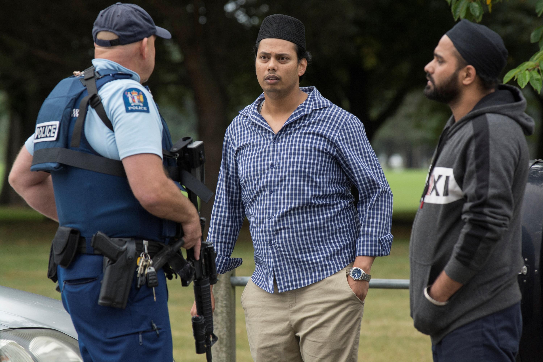 Video Masacre En Nueva Zelanda Detail: Directo: El Gobierno Muestra