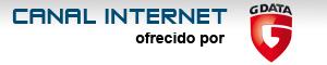 Canal  Internet ofrecido por G Data